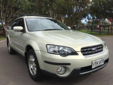 2003 Subaru Outback B3a My03 H6 Luxury Silver Automatic Wagon Cars