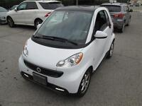 2013 SMART FORTWO PASSION (TOIT PANO, GPS, BLUETOOTH, FULL!!!)