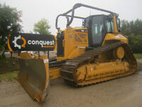 CAT Dozers For Rent - D6N's & D6T's
