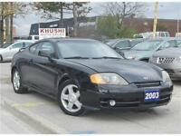 2003 Hyundai Tiburon SE TRADE IN SPECIAL!!