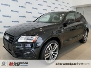 2015 Audi SQ5 3.0T Technik