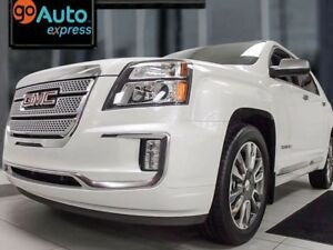 2016 GMC Terrain Denali AWD with sunroof, back up cam, power lif