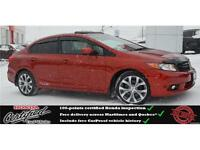 2012 Honda Civic Si, Navigation, Bluetooth, One Owner !!
