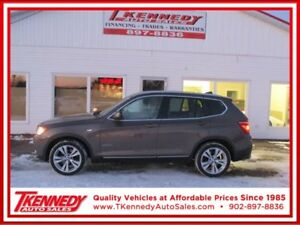 2011 BMW X3 AWD 4dr 35i ONLY $14,988.00