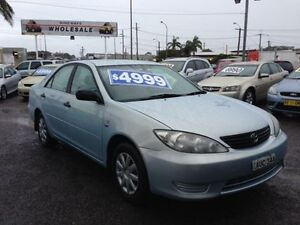 2004 Toyota Camry ACV36R Altise Blue 4 Speed Automatic Sedan Broadmeadow Newcastle Area Preview