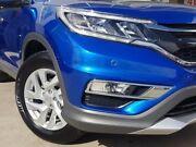 2016 Honda CR-V RM Series II MY17 VTi-S 4WD Blue 5 Speed Sports Automatic Wagon Ravenhall Melton Area Preview