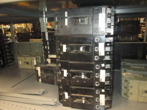 Fpe Nfj631125 125a 3p 600vac Circuit Breaker Used