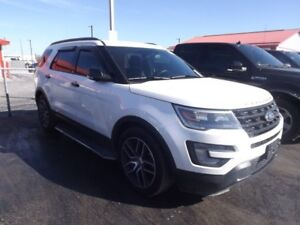 2017 Ford Explorer Sport 4WD LEATHER SUNROOF