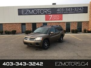 2008 Mitsubishi Endeavor SE=AWD=LOW KMS=ACCIDENT FREE=NEW TIRES=