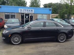 2013 Lincoln MKZ Hybrid One  Owner!