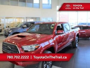 2018 Toyota Tacoma TRD SPORT; LEATHER UPGRADE 4WD DOUBLECAB