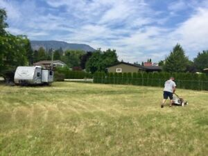Incredible Peachland Building Lot