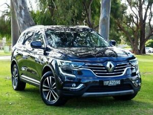 2016 Renault Koleos HZG Intens X-tronic Black 1 Speed Constant Variable Wagon Myaree Melville Area Preview