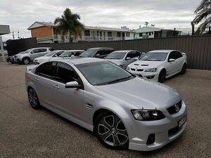 2011 Holden Commodore VE II SV6 Silver 6 Speed Automatic Sedan Mackay Mackay City Preview