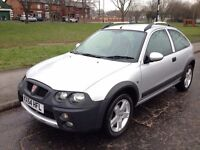 Rover Streetwise 1.4 SE Low insurance, low price for Unique Design