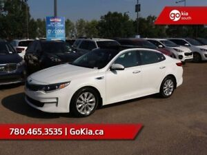 2016 Kia Optima EX; PANORAMIC SUNROOF, LEATHER, BACKUP CAMERA, H