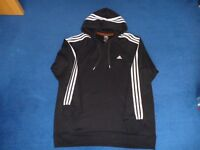 New 'ADIDAS' Hooded Jacket - size XL
