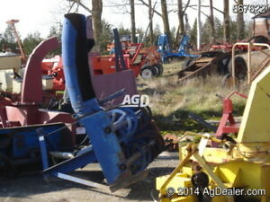 Lucknow 7ft Snow Blower