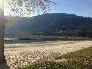 Mara Lake Condo in Sunny Sicamous!!!