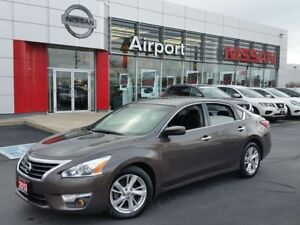 2013 Nissan Altima 2.5 SV ALLOY,SUNROOF,PW,PL,ABS