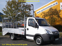 2009/09 Iveco Daily 50c15 3.0Hpi Beavertail /Plant / Gardening Low Mileage