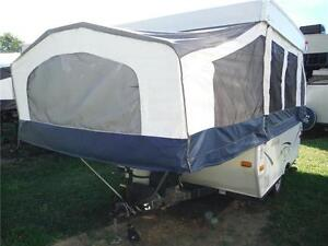 2009 Real Lite 801 8' Tent Trailer - Sleeps 5 - only 1539LBS!! Stratford Kitchener Area image 2