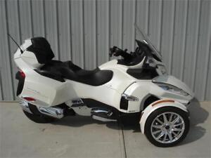 2015 Can Am Spyder RT Limited SE6