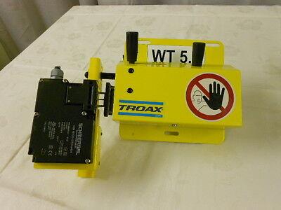 SCHMERSAL Sicherheitszuhaltung AZM 161CC-12/12RKA-024 komplette Schließeinheit