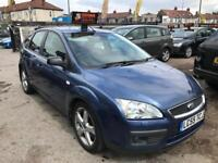 2006 FORD FOCUS, AUTOMATIC, FULL LEATHER SEATS. PARKING SENSORS