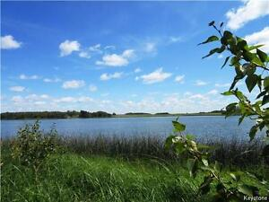 Lakefront acreage close to golfing, fishing near Shoal Lake Mb!