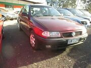 1998 Holden Astra TS CD Red 4 Speed Automatic Hatchback Werribee Wyndham Area Preview