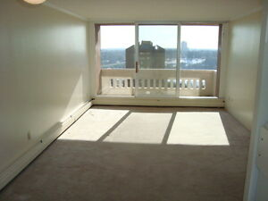Bright, Spacious Downtown 1 Bedroom Available For March!
