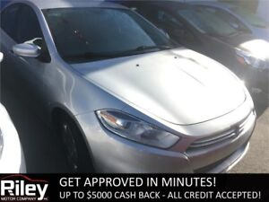 2013 Dodge Dart SE STARTING AT $91.41 BI-WEEKLY