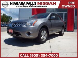 2013 Nissan Rogue S   PWR GROUP   BLUETOOTH