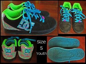 Assorted Girl's Shoes & Boots size 3, 4 & 5 youth for sale.