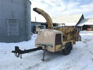 Vermeer BC1000XL Wood And Brush Chipper