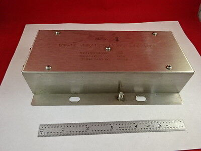 Meggitt Endevco Cessna Engine Vibration Monitor Model 2789 As Pictured A2-ft-08