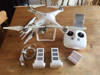 DJI Phantom 3 Advanced Drone - Like New