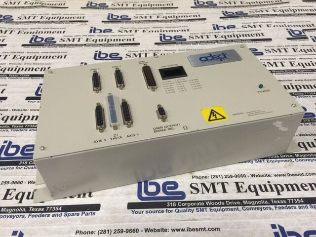 Adept Signal Interface Box 30400-20000