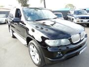 2005 BMW X5 E53 MY05 Steptronic Black 6 Speed Sports Automatic Wagon Enfield Port Adelaide Area Preview