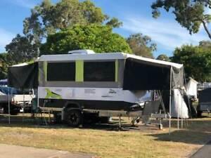 Jayco Swan Outback