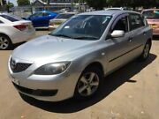 2009 Mazda 3 BK MY08 Neo Sport Silver 4 Speed Auto Activematic Hatchback Islington Newcastle Area Preview