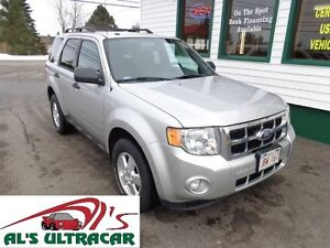 2011 Ford Escape XLT 4X4 AS TRADED