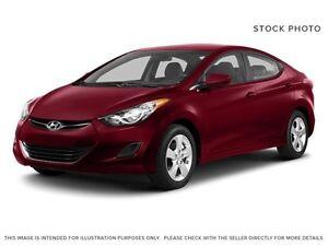 2013 Hyundai Elantra 4dr Sdn Man L *Ltd Avail*