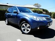 2011 Subaru Forester S3 MY12 2.0D AWD Premium Blue 6 Speed Manual Wagon Glenelg East Holdfast Bay Preview