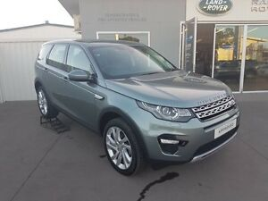 2015 Land Rover Discovery Sport L550 16.5MY SD4 HSE Grey 9 Speed Sports Automatic Wagon Mackay Mackay City Preview