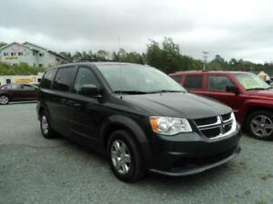 ON SALE!!! 119$ BI WEEKLY OAC! 2012 Dodge Grand Caravan SXT