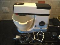Kenwood Chef Mixer and Attachments