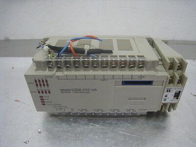 Omron S3D8-CKF-US Sensor Controller, Omron E3C-WH4F