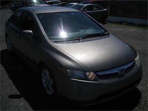 2007 Honda Civic Sdn LX *Certified*